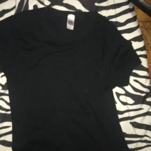 Black and grey t shirts